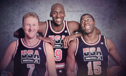 Il Dream Team, Barcellona 1992