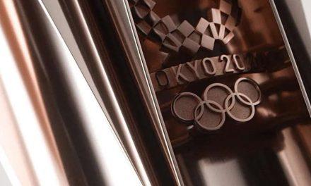 Olimpiadi di Tokio, countdown