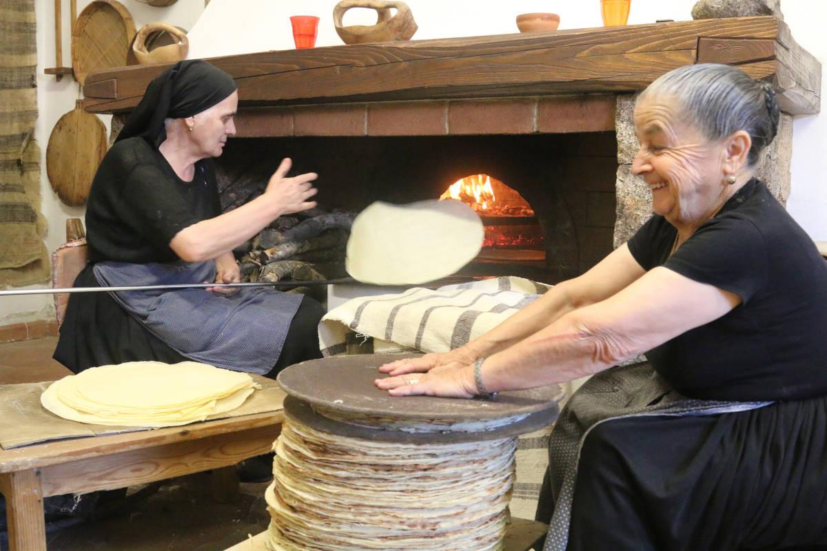 StoreSardinia, Maria Carmela Folchetti per Forno Carasau