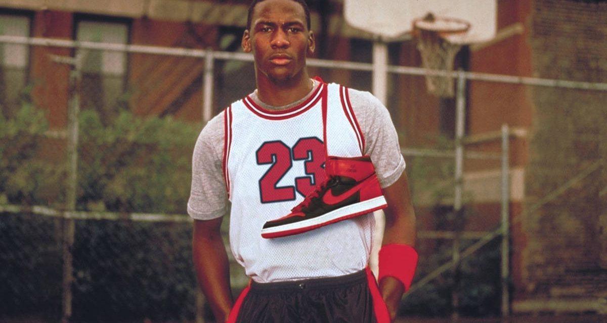 Michael Jordan e il successo della Nike