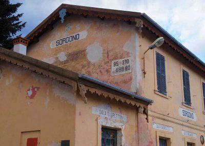 La stazione di Sorgono