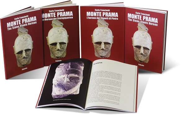 Fabula Editore: Monte Prama, L'heroon dei Giganti di Pietra