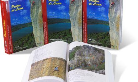 Fabula Editore, arrampicata: Pietra di Luna – V edizione Vol. 2 Trad e Multipitches