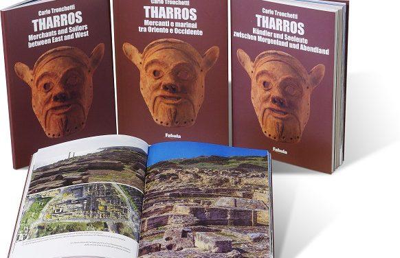 Fabula Editore: Tharros, Mercanti e marinai tra Oriente e Occidente